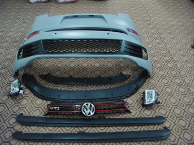 2010 Golf Vi 6 Gti Body Kit